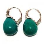La Preciosa Stablerized Turquoise Earring